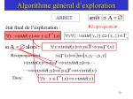 algorithme g n ral d exploration12