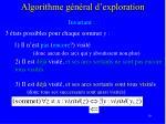algorithme g n ral d exploration3