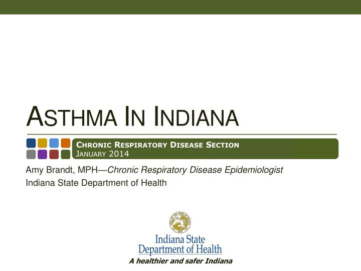 asthma in indiana n.