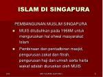 islam di singapura3