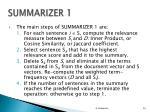 summarizer 1