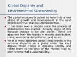 environmental sustainability jha raghbendra murthy k v bhanu