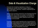 data visualization charge