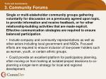 tools and mechanisms 3 community forums