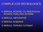 complica ii neurologice1