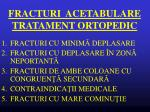fracturi acetabulare tratament ortopedic
