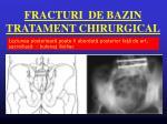 fracturi de bazin tratament chirurgical1