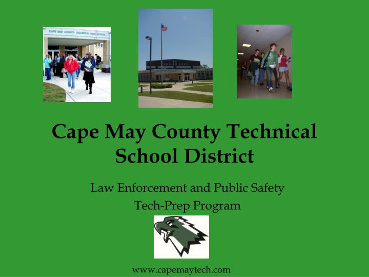 cape may county technical school district n.