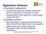 application software1