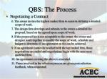 qbs the process1