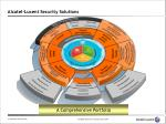 alcatel lucent security solutions