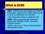 what is aces1