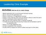 leadership clinic example2