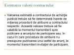 estimarea valorii contractului2