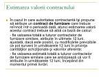 estimarea valorii contractului6