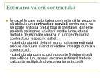 estimarea valorii contractului8