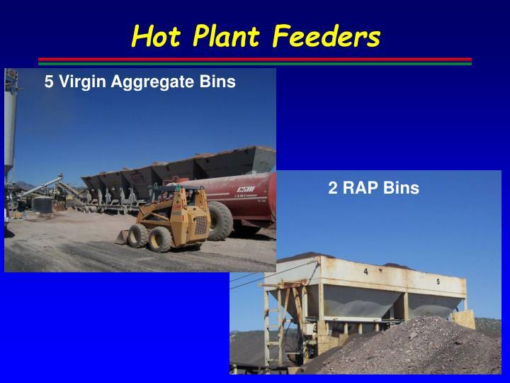 Hot Plant Feeders