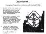 optimisme exemple de l exposition universelle de bruxelles 1957