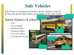 safe vehicles