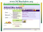 www ncbussafety org