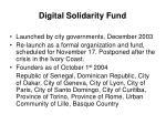 digital solidarity fund
