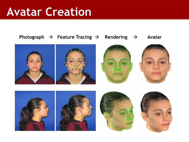 Avatar Creation