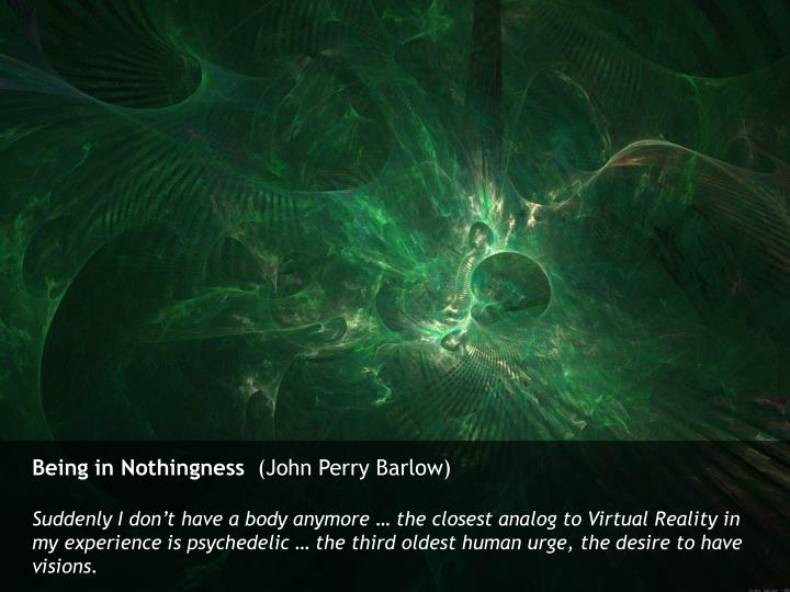 Being in Nothingness