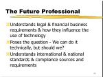 the future professional2