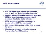 acif ngn project