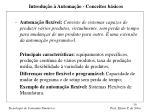 introdu o automa o conceitos b sicos11