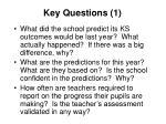 key questions 1