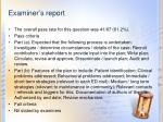 examiner s report2