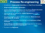 process re engineering