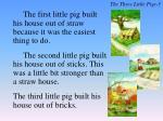 the three little pigs 3