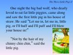 the three little pigs 4