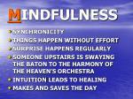 m indfulness