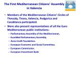 the first mediterranean citizens assembly in valencia