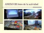anexo iii fotos de la actividad2