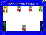 fevahrworld simulation