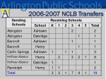 2006 2007 nclb transfers1