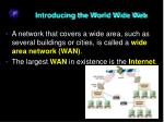 introducing the world wide web2
