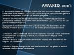 awards con t1