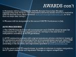 awards con t3