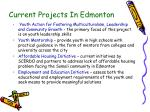 current projects in edmonton