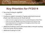 key priorities for fy2014