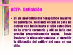 actp definici n