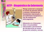 actp diagn stico de enfermer a1