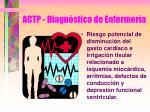 actp diagn stico de enfermer a2