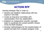action rfp