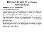 r gimen jur dico de los actos administrativos9